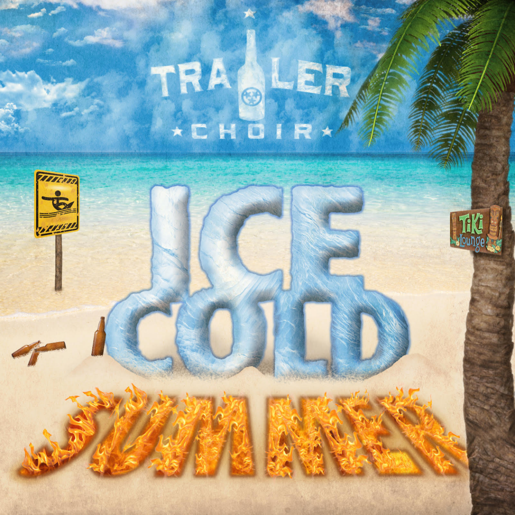 Ice Cold Summer Single Cover