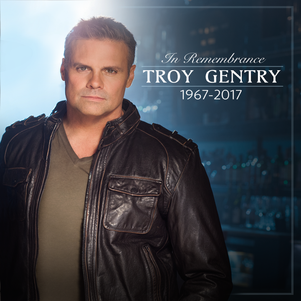 Troy Gentry Memorial Picture