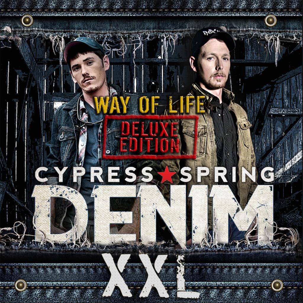 Denim XXL Deluxe Album Cover