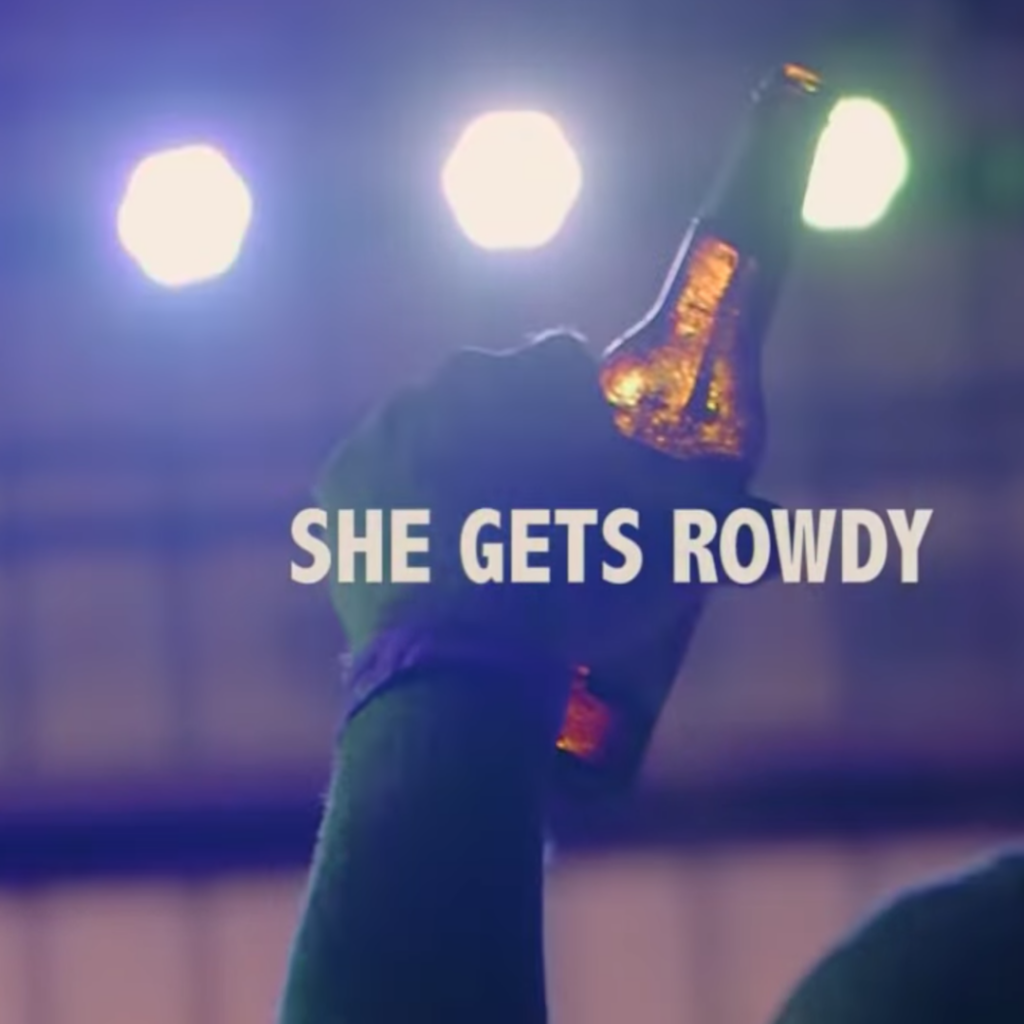 She Gets Rowdy Image