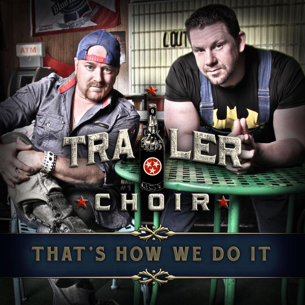 Trailer Choir Album Cover