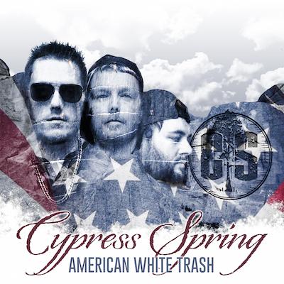 CS American White Trash Album Cover