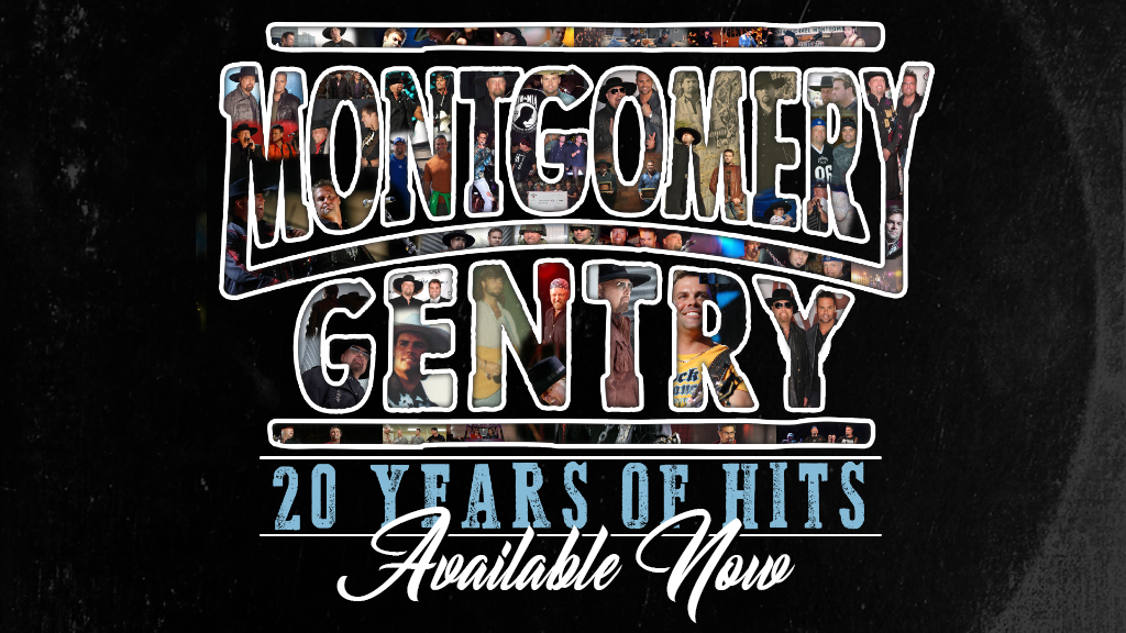 MG 20 Years of Hits Release Banner