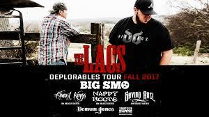 Lacs Deplorable Tour Flyer