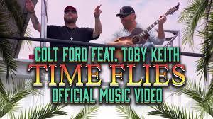 CF Time Flies Video Release Banner