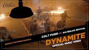 CF Dynamite Video Banner