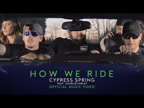 CS How We Ride Flyer