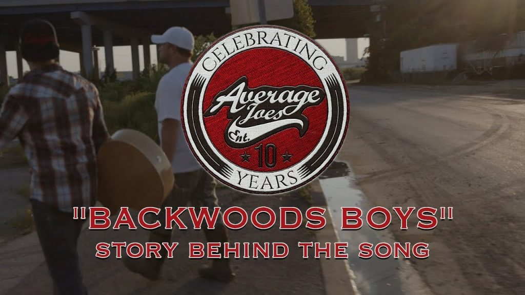 AJE 10 Years Backwoods Boys Banner