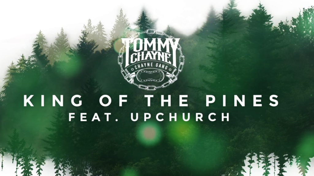 King Of The Pines Banner