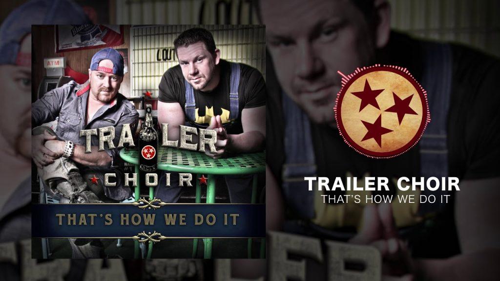 Trailer Choir Album Release Banner
