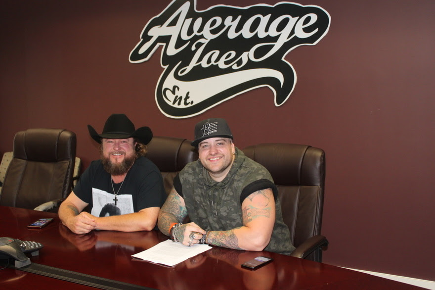 SG Signs with AJE Image