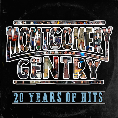 MG 20 Years Of Hits Album Cover