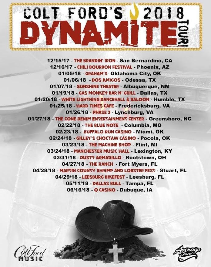 Dynamite Tour Admat