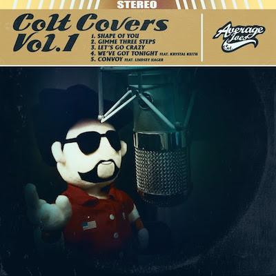 CF Colt Covers Album Cover