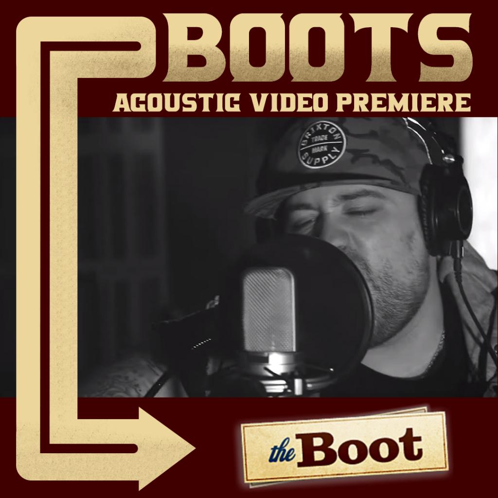 SG The Boot Boots Acoustinc Premiere