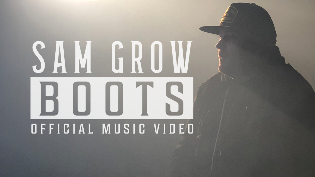 SG Boots Music Video Banner