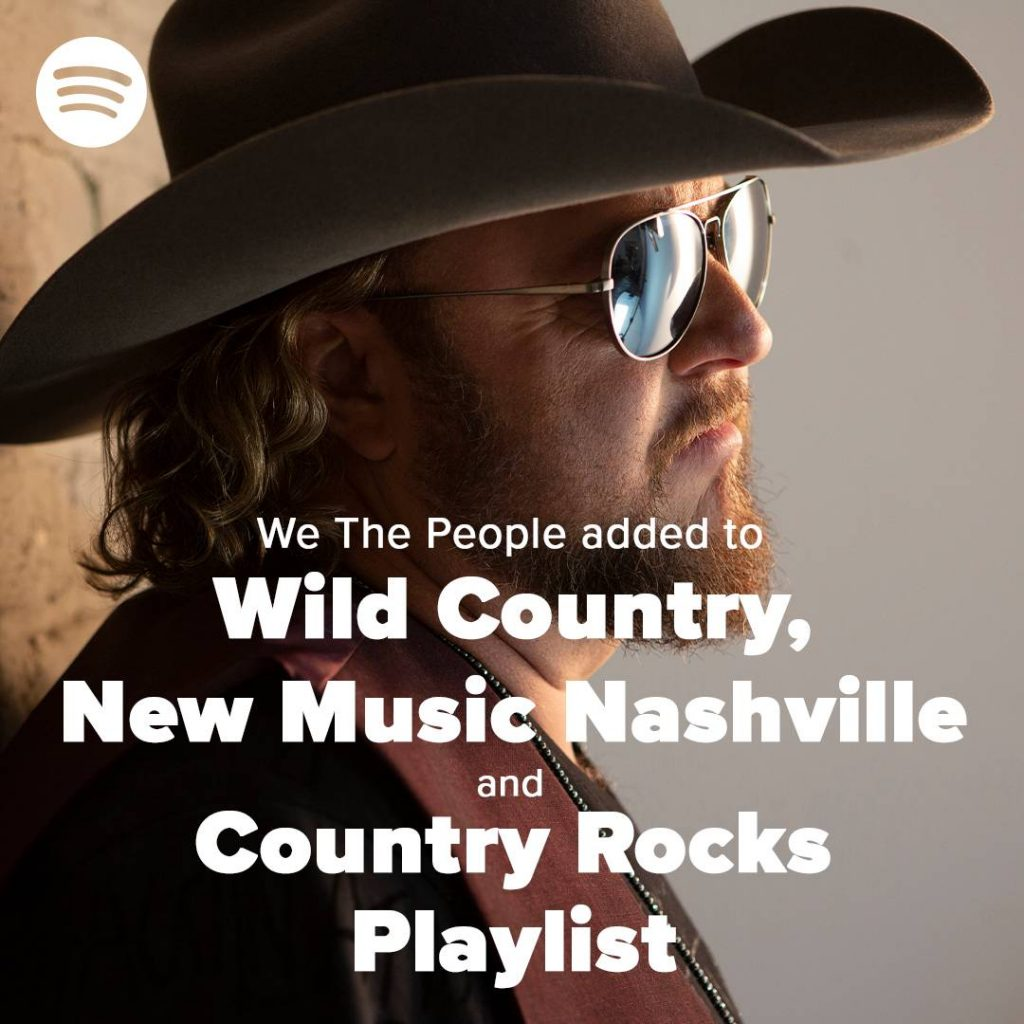 WTP Colt Ford Spotify Playlist Image