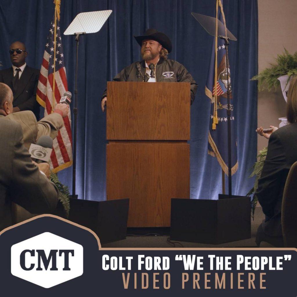CMT video premiere